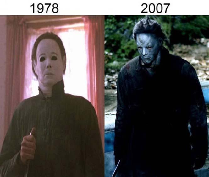 Σύγκριση διάσημων ταινιών με τα πρόσφατα remakes τους (6)
