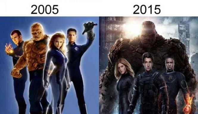 Σύγκριση διάσημων ταινιών με τα πρόσφατα remakes τους (14)