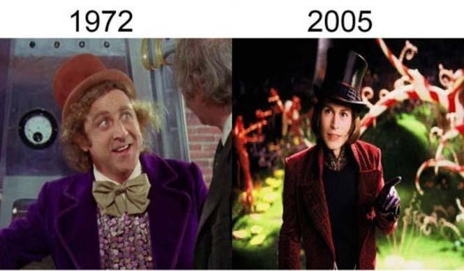 Σύγκριση διάσημων ταινιών με τα πρόσφατα remakes τους (15)