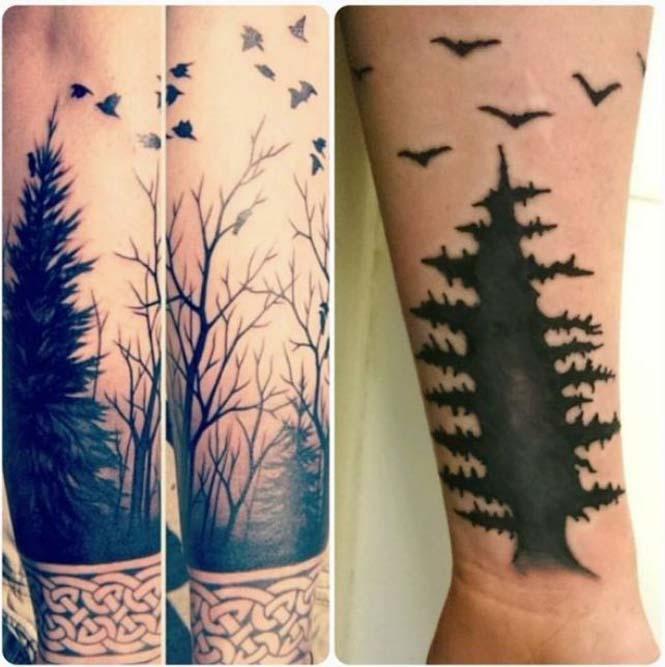 Το τατουάζ δεν βγήκε όπως το περίμεναν (2)