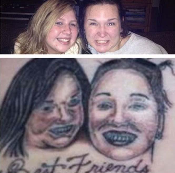 Το τατουάζ δεν βγήκε όπως το περίμεναν (10)