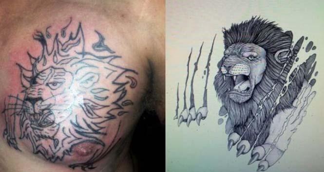 Το τατουάζ δεν βγήκε όπως το περίμεναν (13)