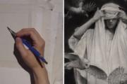 Δείτε μια ζωγραφιά να ζωντανεύει μέσα από ένα εντυπωσιακό time-lapse της Karla Ortiz