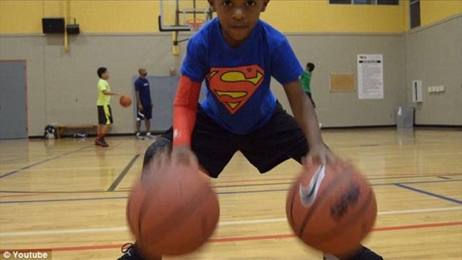 Αυτός ο 5χρονος έχει λαμπρό μέλλον στο Μπάσκετ