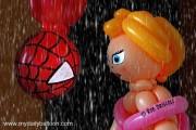 Αναπαράσταση σκηνών από κλασσικές ταινίες με μπαλόνια (10)