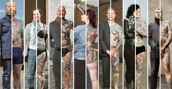 Αποκαλύπτοντας τα σώματα ανθρώπων με τατουάζ (1)