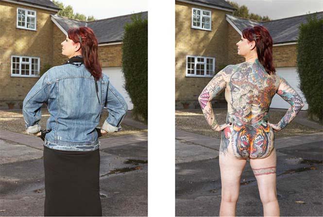Αποκαλύπτοντας τα σώματα ανθρώπων με τατουάζ (4)