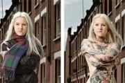 Αποκαλύπτοντας τα σώματα ανθρώπων με τατουάζ