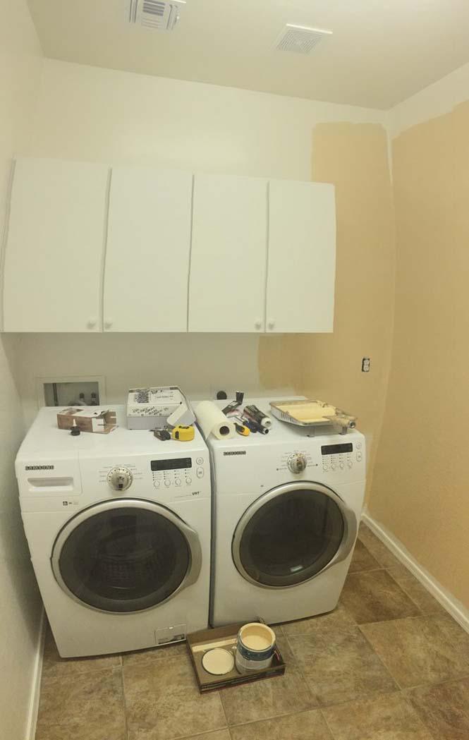 Εντυπωσιακή μετατροπή δωματίου πλυντηρίου (4)