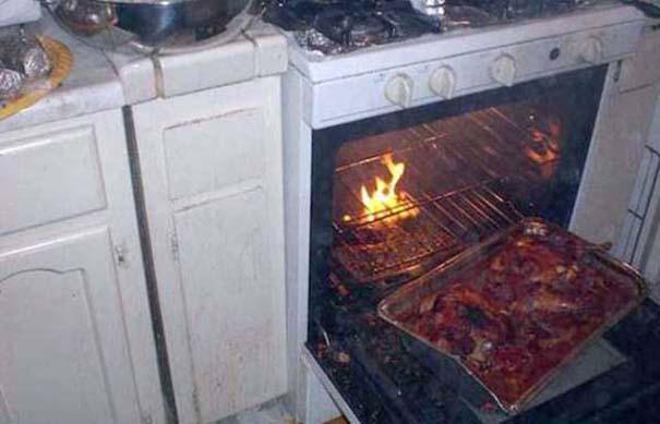Επίδοξοι μάγειρες που έφεραν την καταστροφή (2)