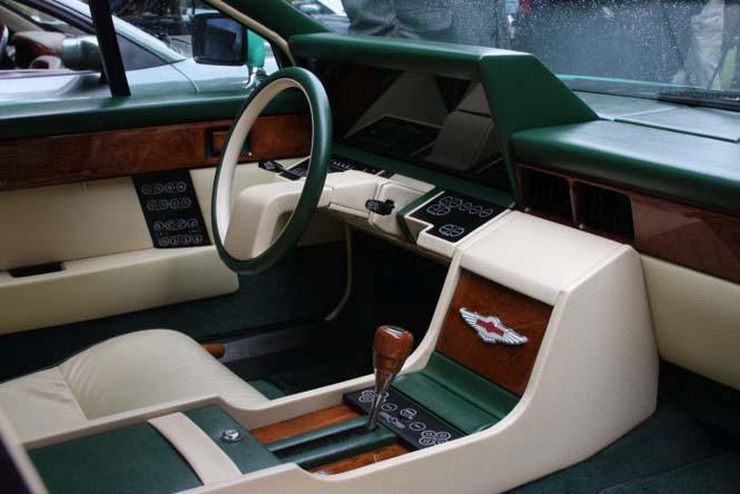 Εσωτερικό Aston Martin Lagonda (2)