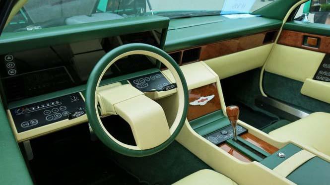 Εσωτερικό Aston Martin Lagonda (3)