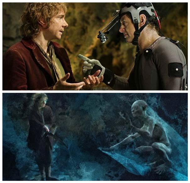Φωτογραφίες από τα γυρίσματα που θα αλλάξουν τον τρόπο που βλέπετε διάσημες ταινίες (6)
