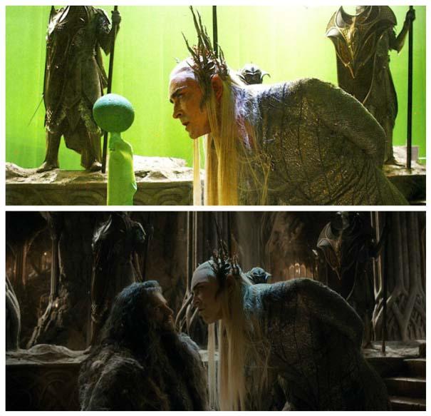 Φωτογραφίες από τα γυρίσματα που θα αλλάξουν τον τρόπο που βλέπετε διάσημες ταινίες (8)