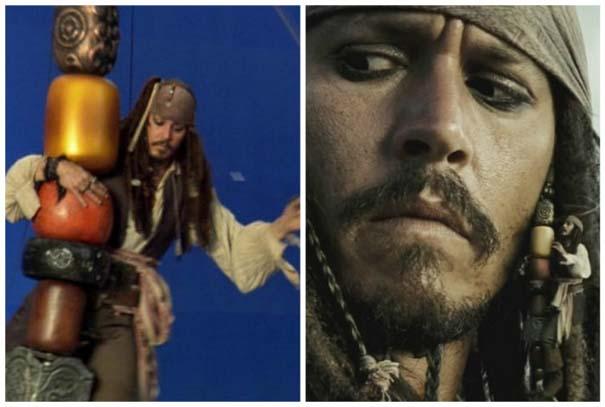 Φωτογραφίες από τα γυρίσματα που θα αλλάξουν τον τρόπο που βλέπετε διάσημες ταινίες (9)