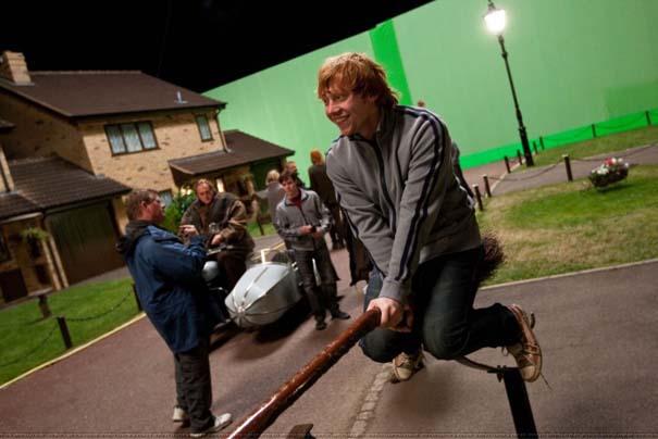 Φωτογραφίες από τα γυρίσματα που θα αλλάξουν τον τρόπο που βλέπετε διάσημες ταινίες (22)