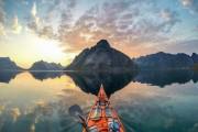20 φωτογραφίες της Νορβηγίας από την οπτική ενός καγιάκερ (15)