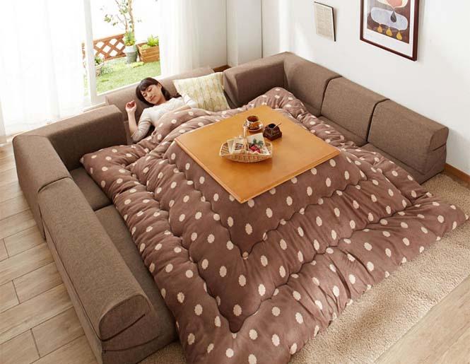 Γιαπωνέζικη εφεύρεση για να μην αποχωριστείτε ποτέ ξανά το κρεβάτι σας (3)
