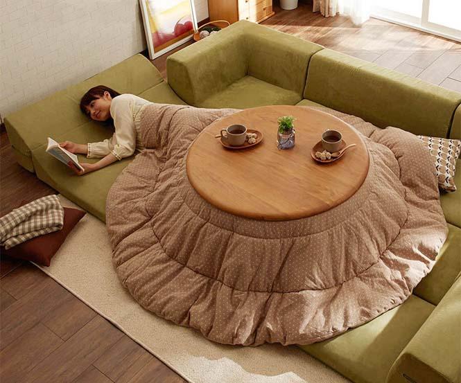 Γιαπωνέζικη εφεύρεση για να μην αποχωριστείτε ποτέ ξανά το κρεβάτι σας (4)