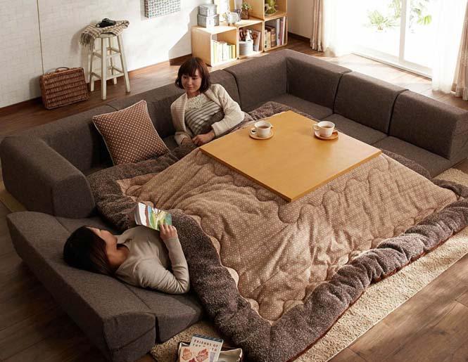 Γιαπωνέζικη εφεύρεση για να μην αποχωριστείτε ποτέ ξανά το κρεβάτι σας (5)