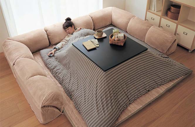 Γιαπωνέζικη εφεύρεση για να μην αποχωριστείτε ποτέ ξανά το κρεβάτι σας (7)