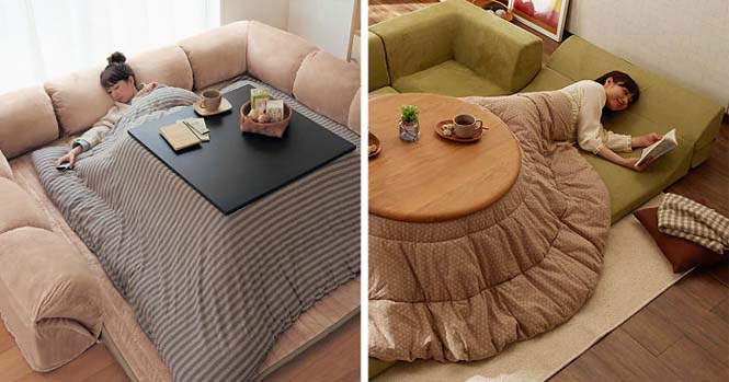 Γιαπωνέζικη εφεύρεση για να μην αποχωριστείτε ποτέ ξανά το κρεβάτι σας (9)