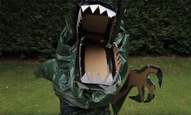 Κάνοντας αναπαράσταση του Jurassic World χωρίς budget (1)