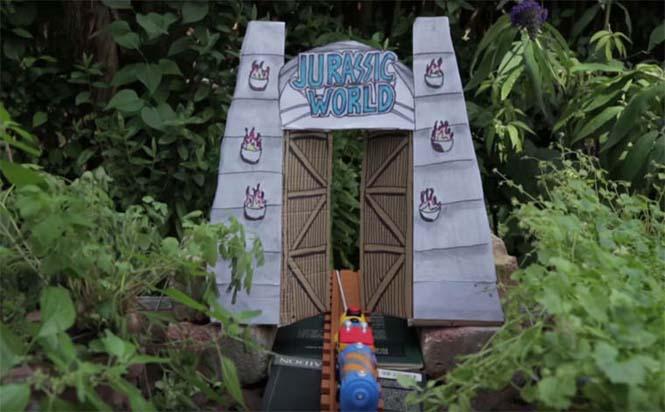 Κάνοντας αναπαράσταση του Jurassic World χωρίς budget (3)