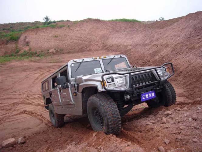 Κινέζικες απομιμήσεις αυτοκινήτων (1)