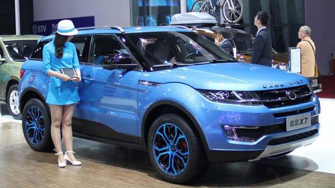 Κινέζικες απομιμήσεις αυτοκινήτων (8)
