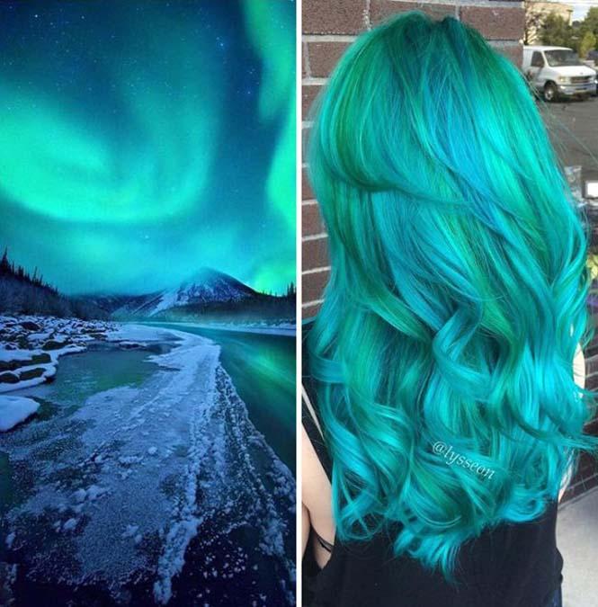 Μαλλιά στα χρώματα του Γαλαξία (6)