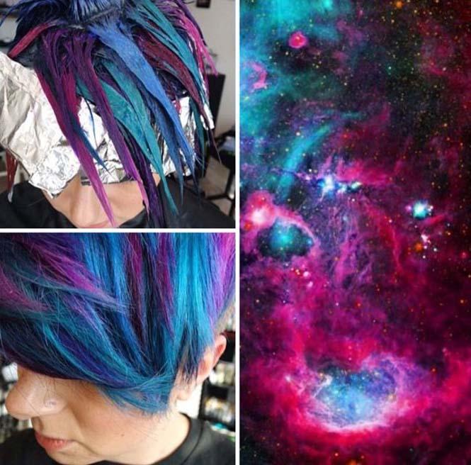 Μαλλιά στα χρώματα του Γαλαξία (9)