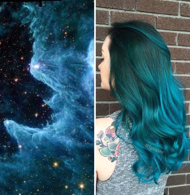 Μαλλιά στα χρώματα του Γαλαξία (10)