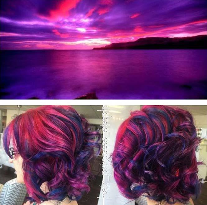 Μαλλιά στα χρώματα του Γαλαξία (12)