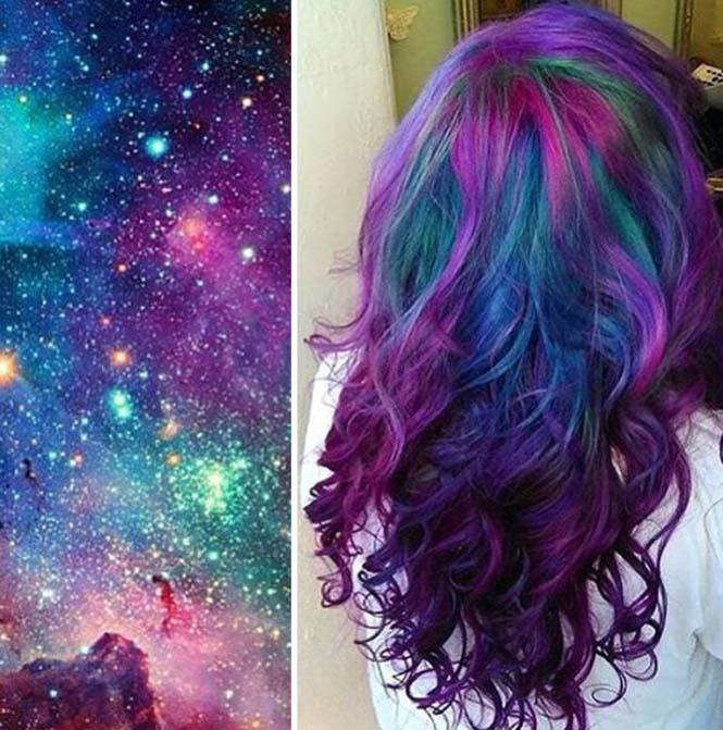 Μαλλιά στα χρώματα του Γαλαξία (13)