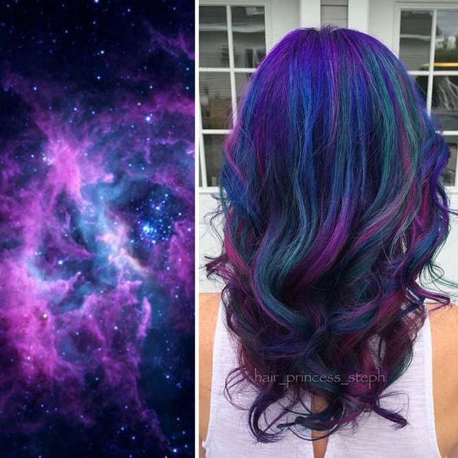 Μαλλιά στα χρώματα του Γαλαξία (14)
