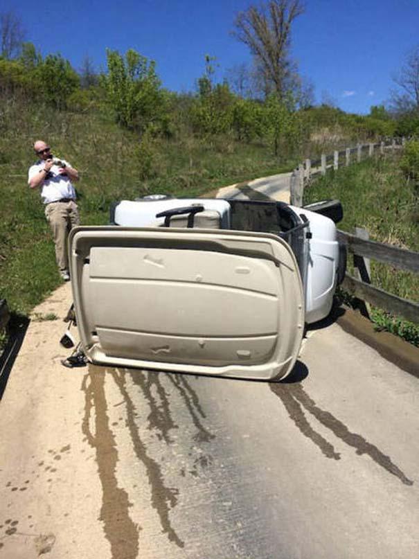 Ασυνήθιστα τροχαία ατυχήματα #32 (5)