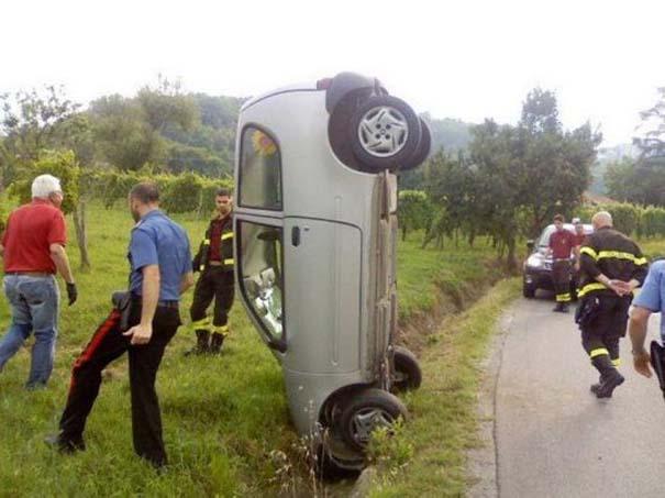 Ασυνήθιστα τροχαία ατυχήματα #33 (9)