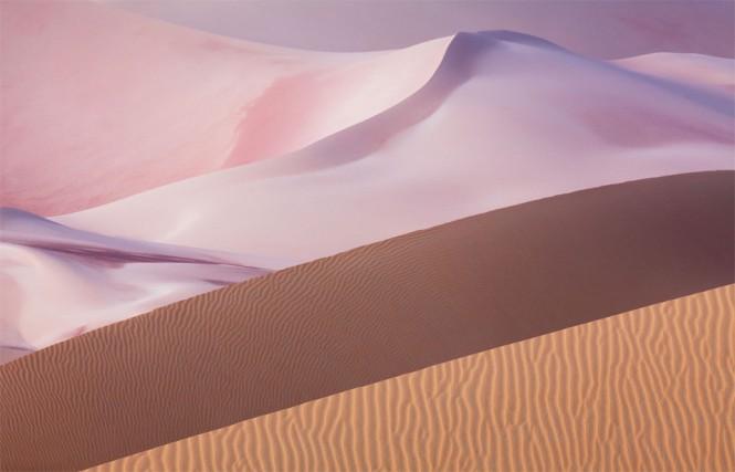 Τα χρώματα της ερήμου Rub al Khali στα Ηνωμένα Αραβικά Εμιράτα | Φωτογραφία της ημέρας