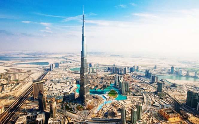 Πόσο άλλαξε το Dubai μέσα σε 60 χρόνια (2)