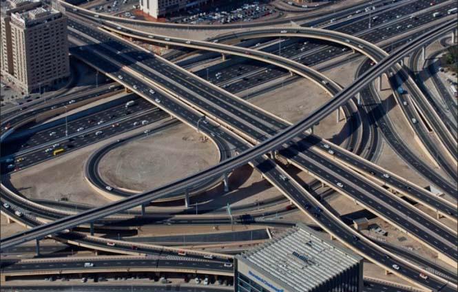 Πόσο άλλαξε το Dubai μέσα σε 60 χρόνια (4)