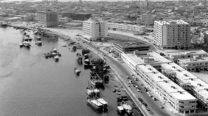 Πόσο άλλαξε το Dubai μέσα σε 60 χρόνια (11)