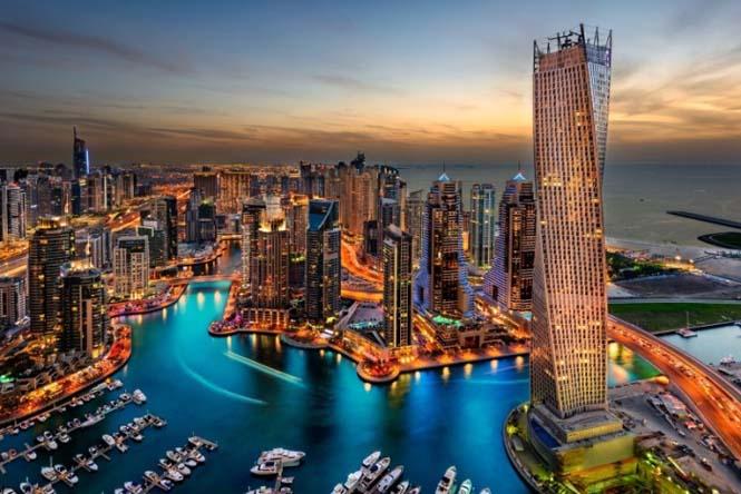 Πόσο άλλαξε το Dubai μέσα σε 60 χρόνια (14)