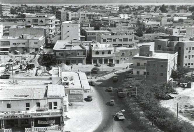 Πόσο άλλαξε το Dubai μέσα σε 60 χρόνια (17)