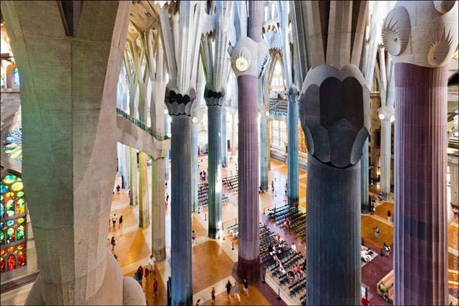 Η Sagrada Familia όπως δεν την έχετε ξαναδεί (3)