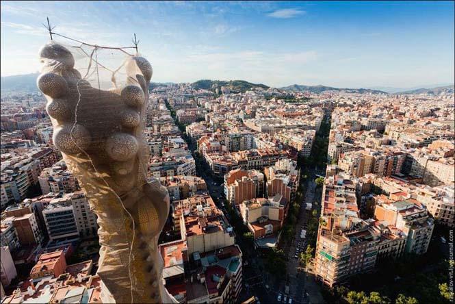 Η Sagrada Familia όπως δεν την έχετε ξαναδεί (6)