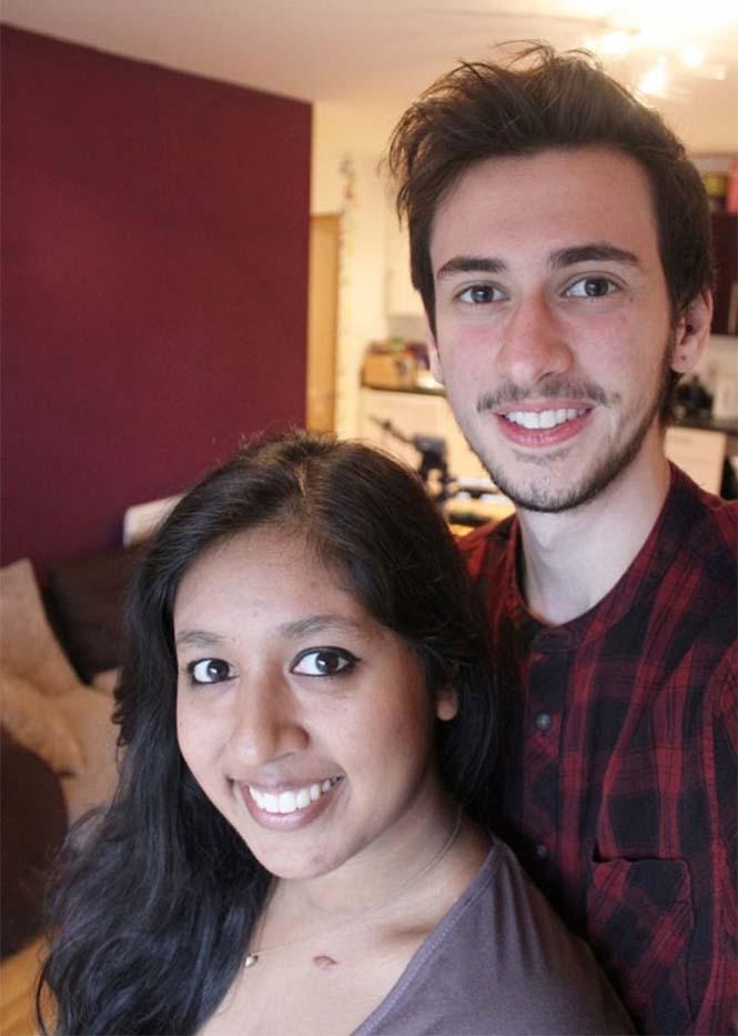 Έφηβη έβγαζε μια selfie καθημερινά επί τρία χρόνια καταγράφοντας την μεταμόρφωση της σε αγόρι (19)