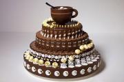 Σοκολατένια τούρτα ζωοτρόπιο