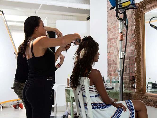 Στα παρασκήνια μιας φωτογράφησης για την Victoria's Secret (6)