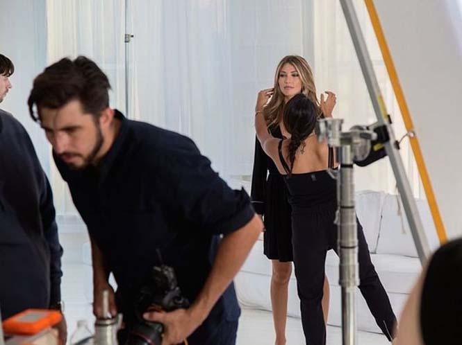 Στα παρασκήνια μιας φωτογράφησης για την Victoria's Secret (18)